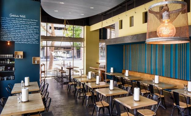 San Francisco venue alaMar Kitchen & Bar