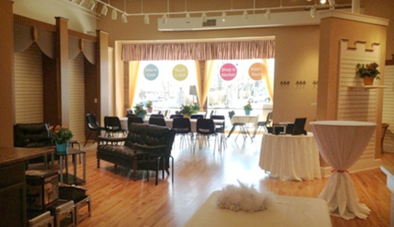 Photo of Chicago event space venue Mixin Mingle