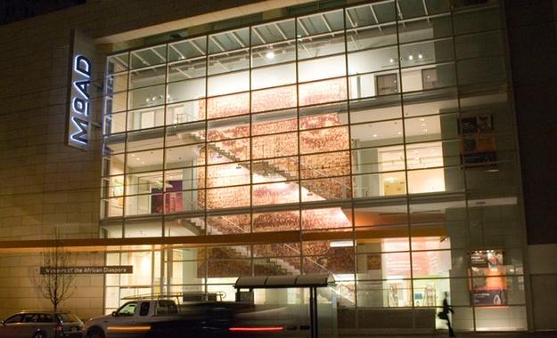 San Francisco venue Museum of the African Diaspora