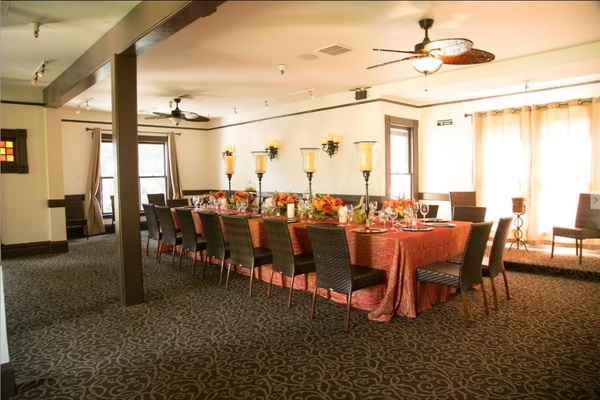 Photo of San Francisco event space venue Palacio Restaurant