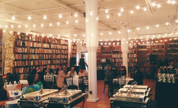 NYC / Tri-State venue Strand Book Store