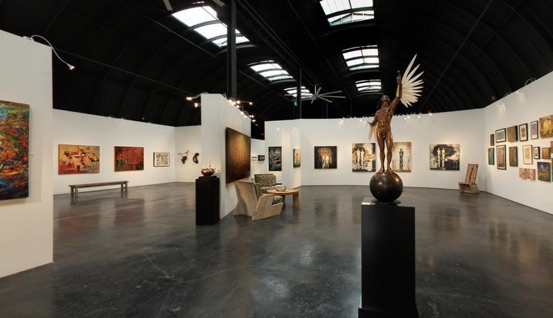 Photo of San Francisco event space venue Paul Mahder Gallery