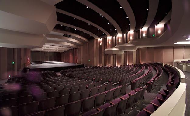 San Francisco venue Napa Valley Performing Arts Center at Lincoln Theater