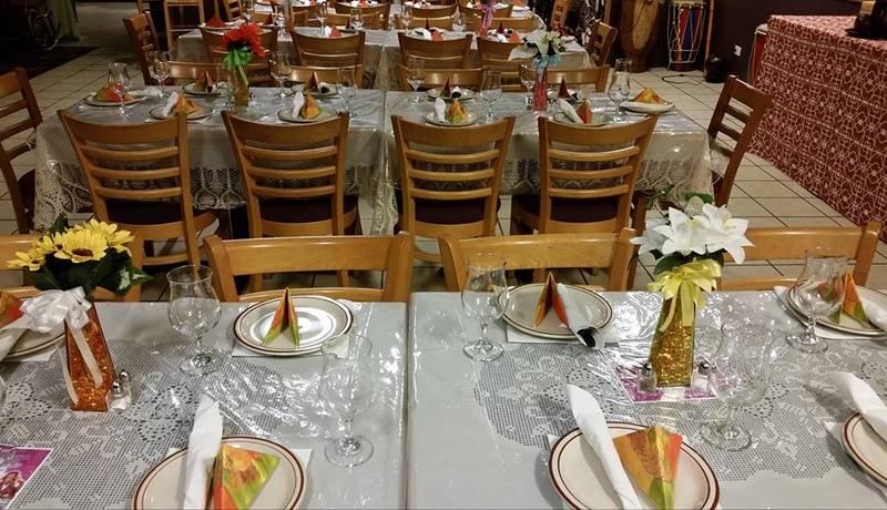 Photo of Chicago event space venue Kizin Creole Restaurant