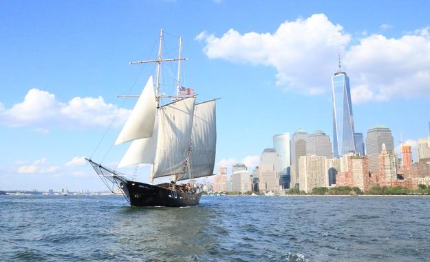 NYC / Tri-State venue Clipper City Tall Ship (Manhattan By Sail)