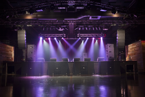 Photo of Chicago event space venue Concord Music Hall