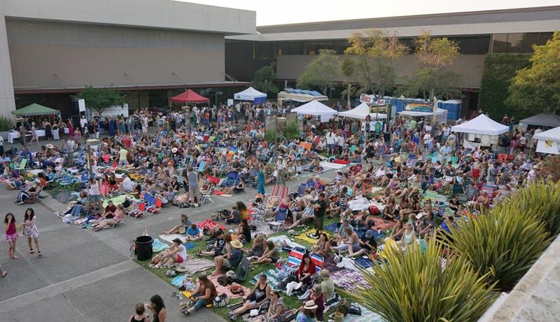 Photo of San Francisco event space venue SOMO Village Event Center
