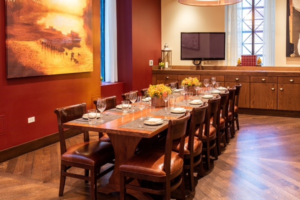 Photo of Chicago event space venue The Florentine's Private Dining Room B