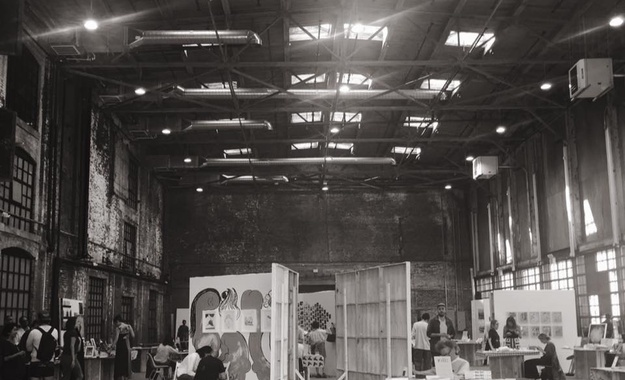 NYC / Tri-State venue Greenpoint Terminal Warehouse