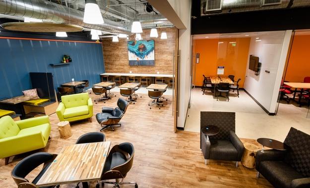 San Francisco venue Workshop Cafe