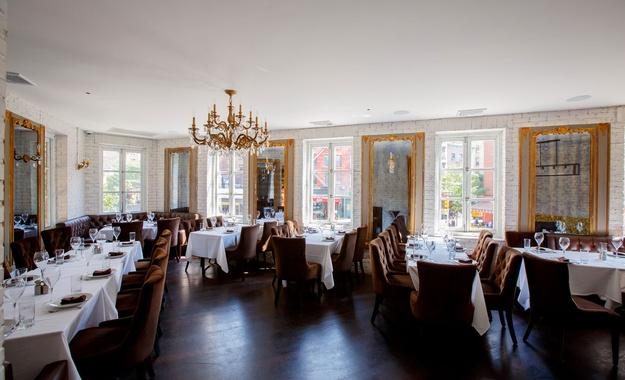 NYC / Tri-State venue Duet Restaurant