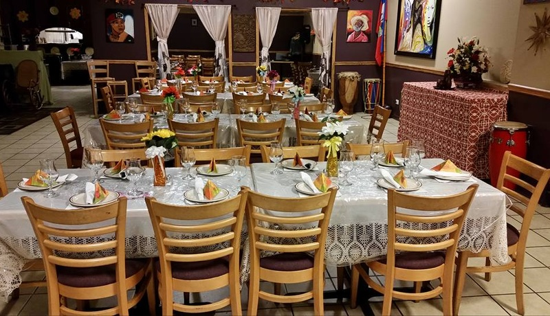 Photo of Chicago event space venue Kizin Creole Restaurant