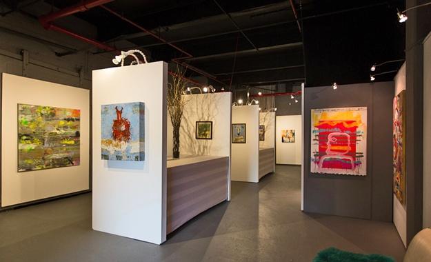 NYC / Tri-State venue Barsky Gallery