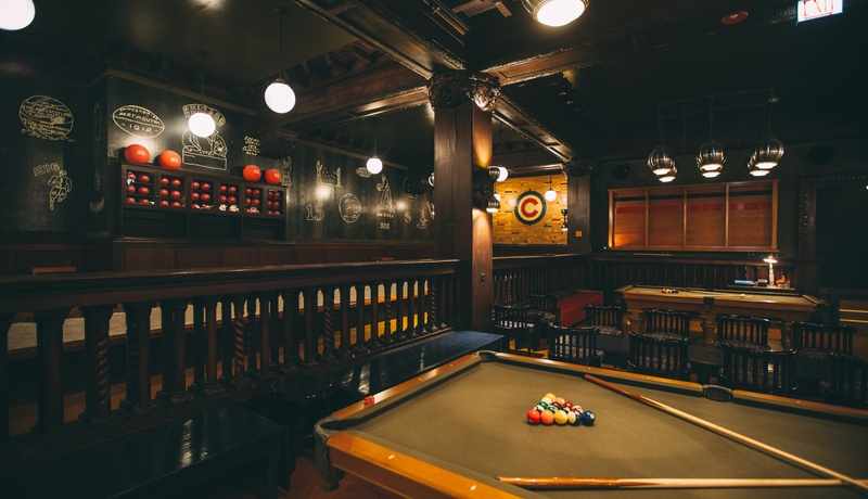 Photo of Chicago event space venue Game Room / Drawing Room