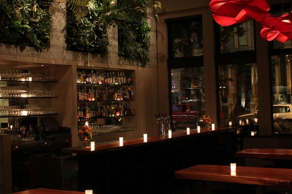 Photo of San Francisco event space venue Maven's Entire Dining Room Buyout