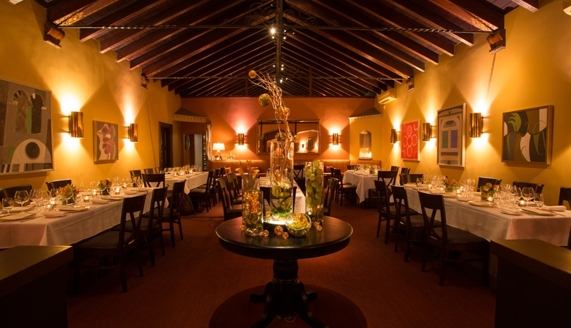 Photo of San Francisco event space venue Acquerello