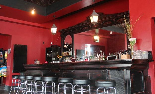 San Francisco venue The Willows