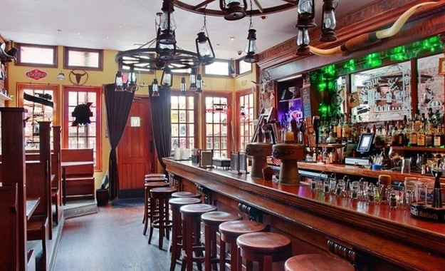 NYC / Tri-State venue Branded Saloon