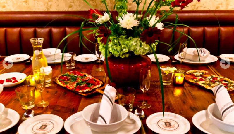 Photo of San Francisco event space venue Barlago Italian Kitchen