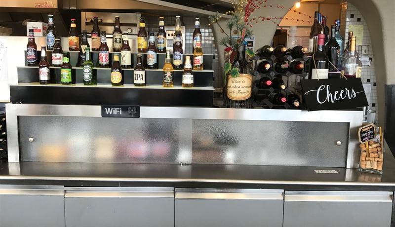 Photo of San Francisco event space venue Qube Bar & Grill