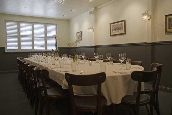 Photo of San Francisco event space venue Alfred's Steakhouse