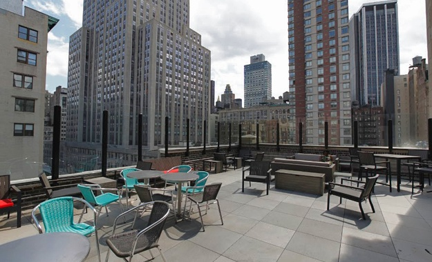 NYC / Tri-State venue Jay Suites Roof Top