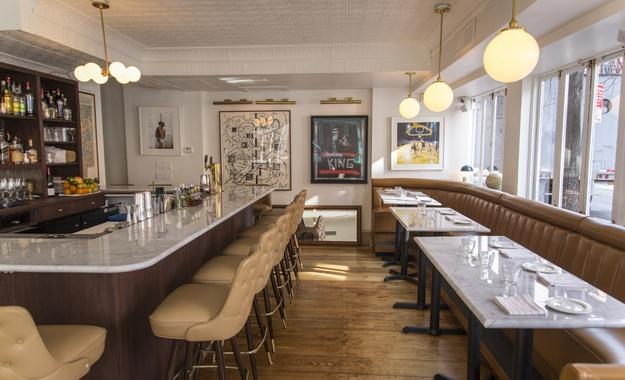 NYC / Tri-State venue Perla Cafe
