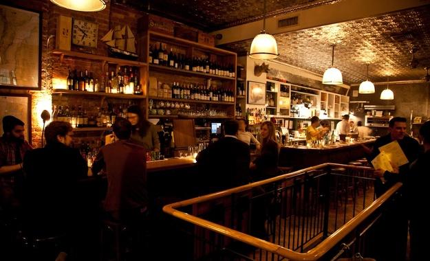 NYC / Tri-State venue Jeffrey's Grocery