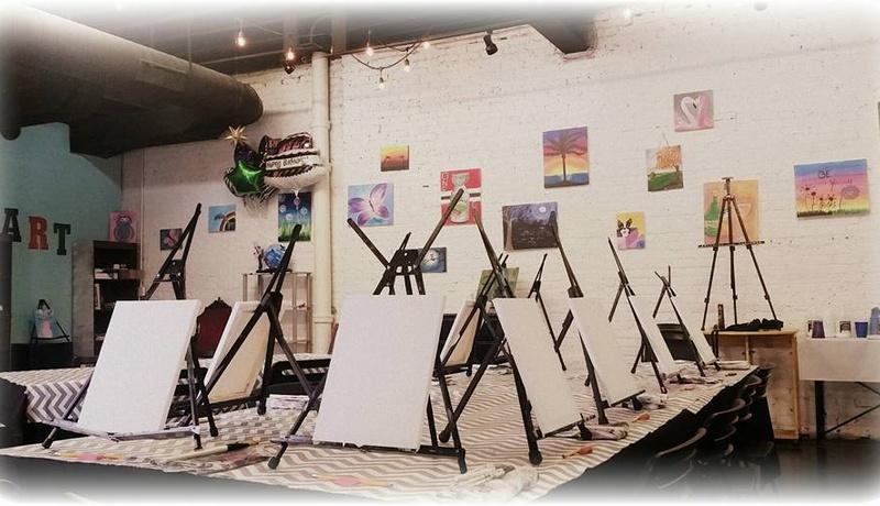 Photo of Chicago event space venue L' Arte e Vita Studio