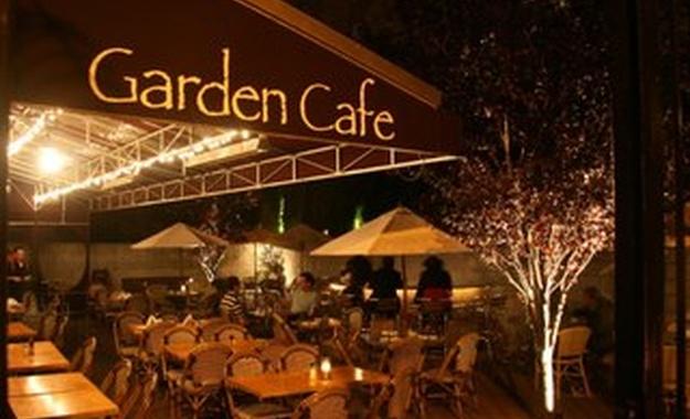 NYC / Tri-State venue Garden Cafe
