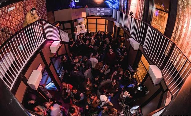DC / MD / VA venue Cloak & Dagger