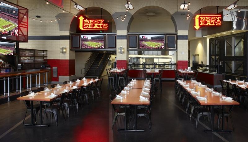 Photo of San Francisco event space venue Bourbon Steak & Bourbon Pub