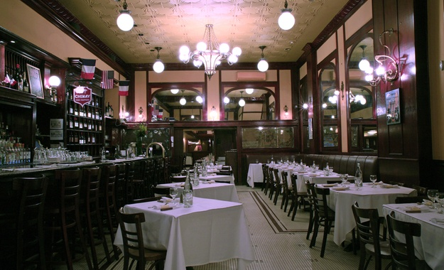 NYC / Tri-State venue Brasserie Les Halles Downtown