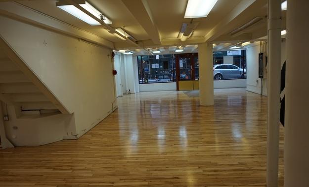 NYC / Tri-State venue YG Studios Showroom