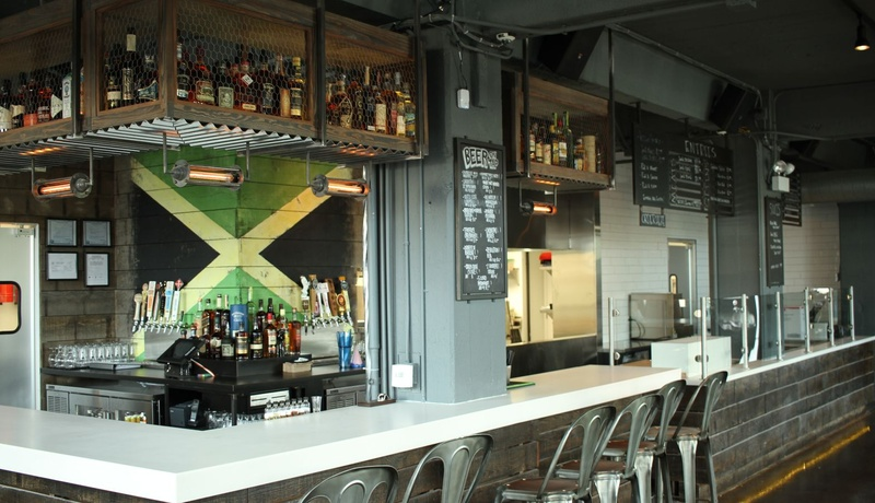 Photo of Chicago event space venue Jerk. Modern Jamaican Grill