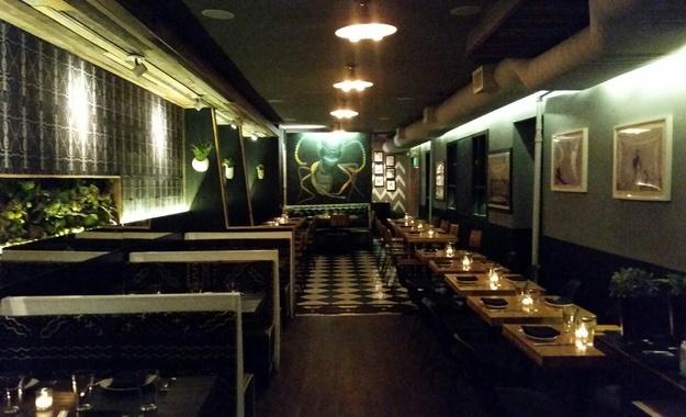 NYC / Tri-State venue Black Ant