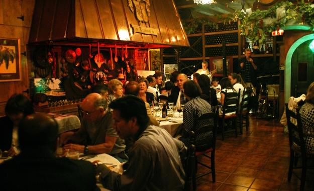 DC / MD / VA venue Positano Ristorante Italiano