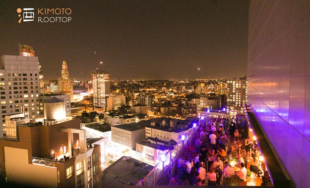 NYC / Tri-State venue Kimoto Rooftop