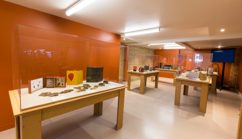 Photo of San Francisco event space venue American Bookbinders Museum