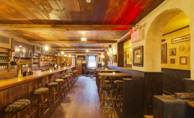 NYC / Tri-State venue The Shakespeare Pub