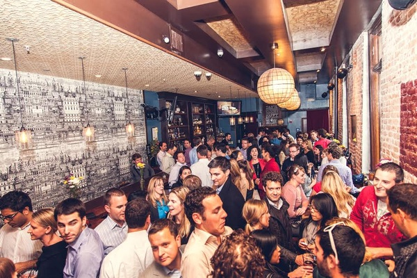 Photo of San Francisco event space venue Taverna Aventine