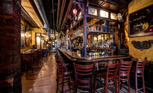 DC / MD / VA venue Bar Pilar