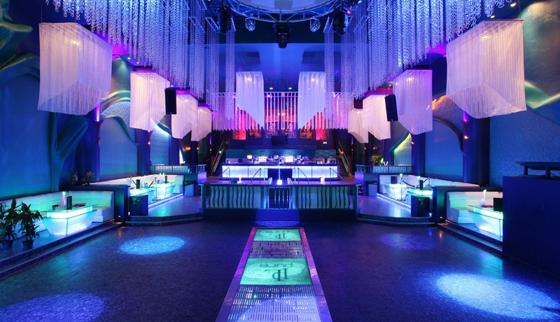 Photo of San Francisco event space venue Pure Lounge
