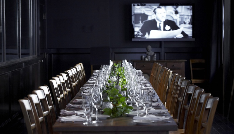 Photo of San Francisco event space venue Wayfare Tavern