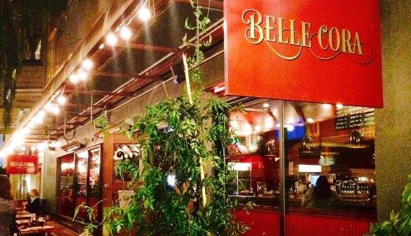 Photo of San Francisco event space venue Belle Cora