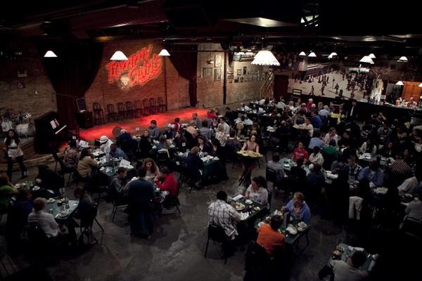 Photo of Chicago event space venue Tommy Gun's Garage