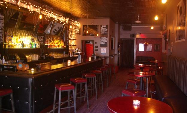 San Francisco venue Tope Lounge