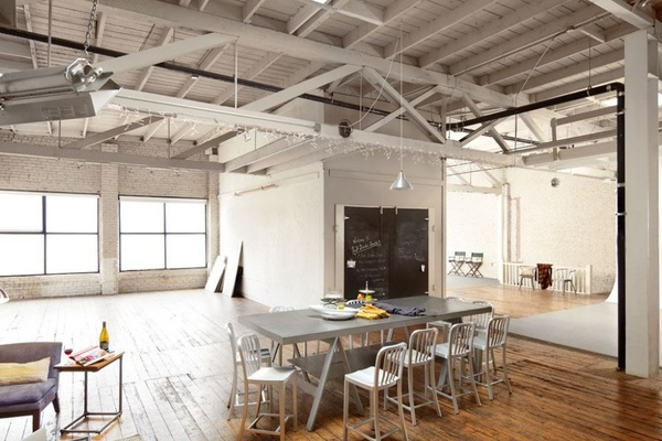 Photo of San Francisco event space venue SF Studio Smith