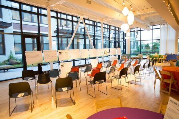 Photo of Chicago event space venue Greenhouse Loft