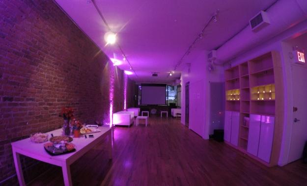 NYC / Tri-State venue Modern Arts Loft